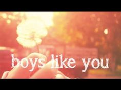 """""""Boys Like You"""" lyric video guys!!! What's your favorite line!?!?! http://youtu.be/zgYZ2N-P-dY"""