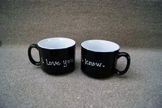 Love these coffee/tea cups