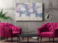 AUTORSKI PROJEKT: Unikatowy wzór wykonany techniką cyfrową przez grafika-artystę specjalnie na potrzeby druku na płótnie. Niedostępny nigdzie indziej!  #obraz #vanvas #grafika Painting Canvas, Design