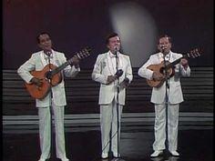 """De la película de 1950 """"Perdida"""" con: Ninón Sevilla, Agustín Lara, Domingo Soler, Florencio Castelló, César del Campo, Trío Los Panchos"""