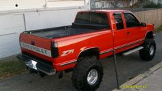 1995 chevy truck  - this is just perfect