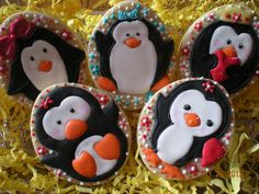 Penguin Cookies | Flickr - Photo Sharing!