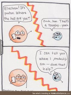 Quantum superposition can make things awkward