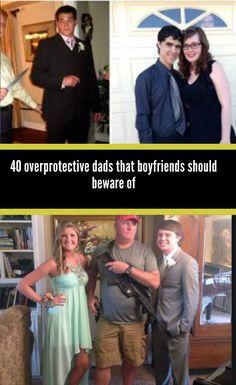 40 overprotective dads that boyfriends should beware of Halloween Horror, Happy Halloween, Dad Daughter, New Pins, Popular Pins, Cute Puppies, Amazing Photography, Makeup Looks, Beauty Hacks