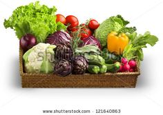 Find Wicker Basket Fresh Vegetables Isolated On stock images in HD and millions of other royalty-free stock photos, illustrations and vectors in the Shutterstock collection. Vegetable Basket, Buy Domain, Low Fat Diets, Fresh Vegetables, Healthy Fats, Wicker Baskets, Floral Arrangements, Photo Editing, Stock Photos