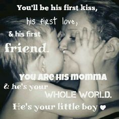 Love being a mom of boys!!!