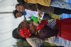 Potret anak-anak korban gempa Aceh