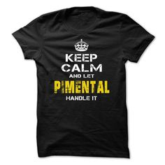 Let PIMENTAL ᗑ handle itkeep calmPIMENTAL