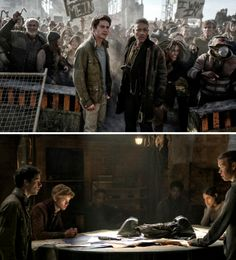 New Maze Runner: The Death Cure stills