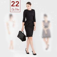 À quelques jours de Noël, il est toujours temps de s'abonner à Chic Marie pour recevoir votre robe parfaite pour les Fêtes! There are just a few days left before Christmas, but there's still time to subscribe to Chic Marie and receive your perfect dress in time for the holidays! http://chicmarie.com/