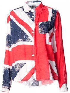 Religion Union Jack Shirt