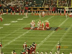 #Atlanta Football Classic (2004)  FAMU FOOTBALL - a great school with great tradition!    If you and your family or friends are visiting Orlando FL and are looking for great food in a family atmosphere come on in to Chef Eddies Restaurant 3214 Orange Center Blvd Orlando FL 32805    Like, Repin Share...Thanks    Chef Eddie James  http://chefeddies.com