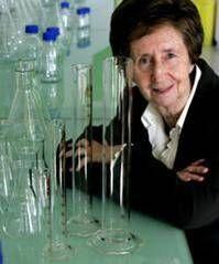 Margarita Salas (Canero-Valdés, 1938). Doctora en Bioquímica.