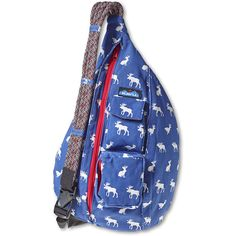 KAVU Rope Bag (Women's)