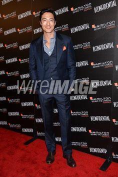 Actor Daniel Henney arrives at...