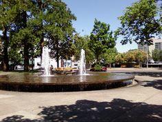 Downtown Eugene Oregon