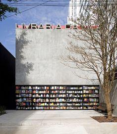 Livraria da Vila / Unusual Bookstores (Flavorpill collection)