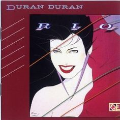 Rio - Duran Duran - Ano: 1982 - Gravadora: EMI - Segundo álbum do grupo inglês. Músicas preferidas: Save A Prayer, Hungry Like The Wolf