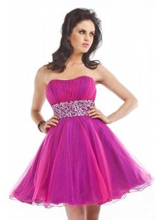 Fuchsia Sky Dress