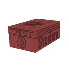 NFL Souvenir Boxes - Pittsburgh Steelers