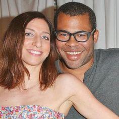 Hot: Chelsea Peretti and Jordan Peele are engaged