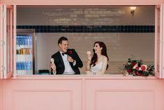 Real Wedding – Nikki + Scott - Newlyweds