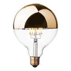 Smallable Home Glühbirne LED Globe Gold
