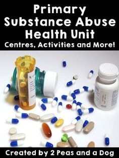 This primary substance abuse health unit aligns to the Ontario Grade 3 health curriculum, but can be used with any curriculum that covers the following curriculum expectations: -prescription vs. non prescription, smoking, caffeine, electronics addiction ($)