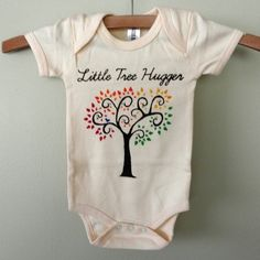 Ooh, baby shower idea - everyone decorates different clothing items for the newbie!