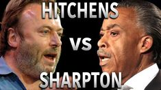 Christopher Hitchens versus Al Sharpton - Is God Great? Deism, Christopher Hitchens, Atheist Quotes, Thing 1, Greatest Presidents, New Politics, My People, Revolutionaries, It Hurts