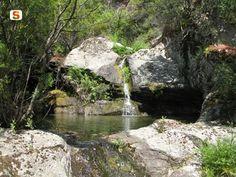 Sardegna  - Lodè, cascata Sos Golleos