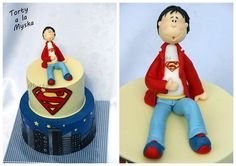 Superman www.facebook.com/CakesByMyska