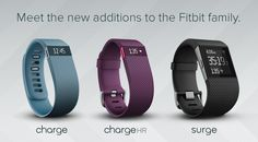 iClarified - Apple News - Fitbit Unveils New Fitbit Charge and Charge HR Activity Trackers, Fitbit Surge Smartwatch [Video]