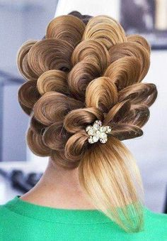 really cool hairstyles : Cool Hair Ideas on Pinterest Cool Hairstyles, Bleach Blonde Hair and ...