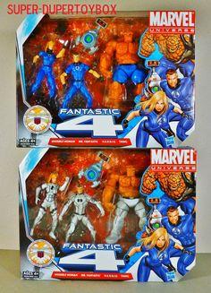 Fantastic Four & Future Foundation Box Sets