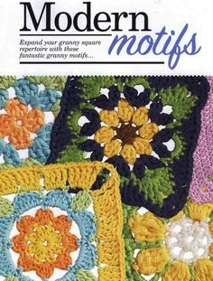 """COLECTION: A """"fantabulous"""" Granny collection ♥LCB-MRS♥ with diagrams."""