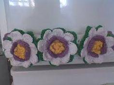 trabalhos de croche no botão de fogão - Pesquisa Google