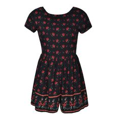 BORDER ROSE PRT PLAYSUIT Latest Fashion For Women, Fashion Online, Womens Fashion, Playsuits, Rompers, Clothes For Women, Lady, Skirts, Shopping