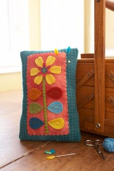 Free Pincushion Patterns | AllPeopleQuilt.com
