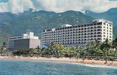 Hotel Macuto Sheraton, Caraballeda, Edo. Vargas.