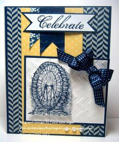 Celebrate with SAB! by Julie Gearinger - Cards and Paper Crafts at Splitcoaststampers