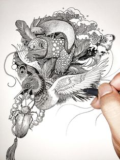 Impetuous World Life Series by Rlon Wang | The Dancing Rest http://thedancingrest.com/2014/09/05/impetuous-world-life-series-by-rlon-wang/