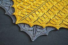 Ravelry: Harmony Shawl pattern by Judy Marples