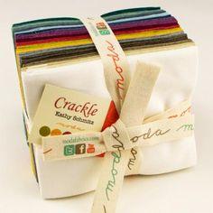 Crackle Collection - Moda