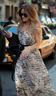 Lauren Conrad in New York