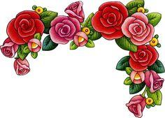 Roses corner! Mary Englebreit