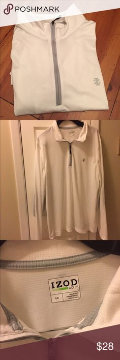 Brand new men's sweater Brand new no tags thin sweater See pictures for details feel free to send me a comment with any questions Izod Sweaters