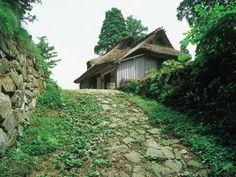 木の芽峠(南越前町)