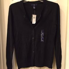 GAP NWT lightweight cardigan size S and L NWT crewneck cardigan is made from a lightweight cotton blend Retail tags attached no flaws GAP Sweaters Cardigans