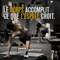 le corps et esprit supercardio citation motivation